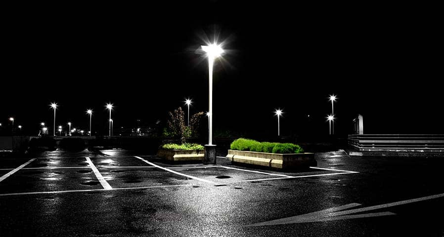 Parking Lot and Area Lighting Where Illumination Makes a Difference