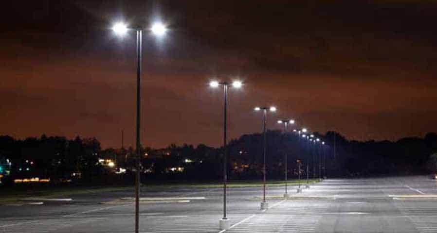 The Financial Benefits of Converting Parking Lot Lighting to LED
