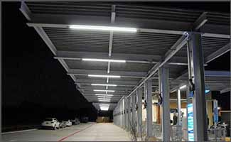 Canopy Lighting Company Example 2
