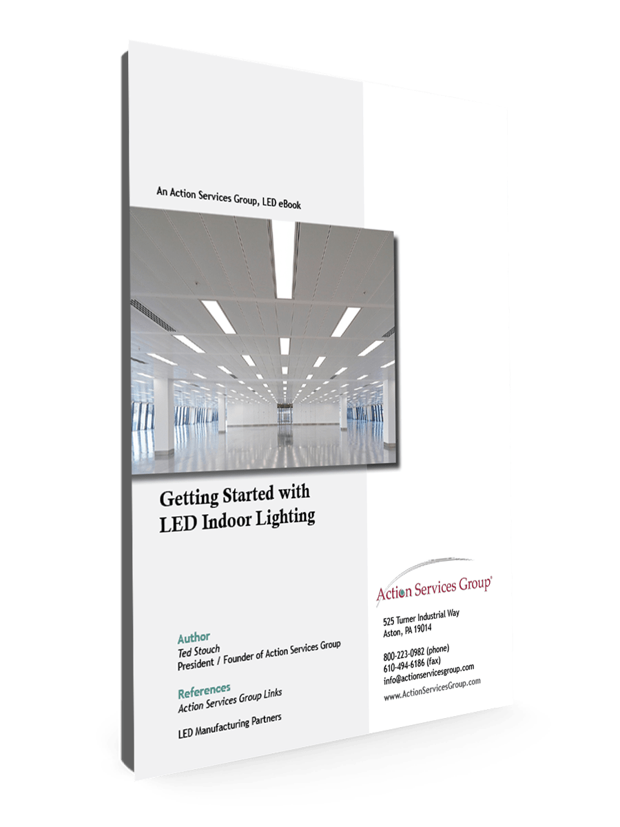 Getting Started with Indoor LED Lighting_eBook Cover