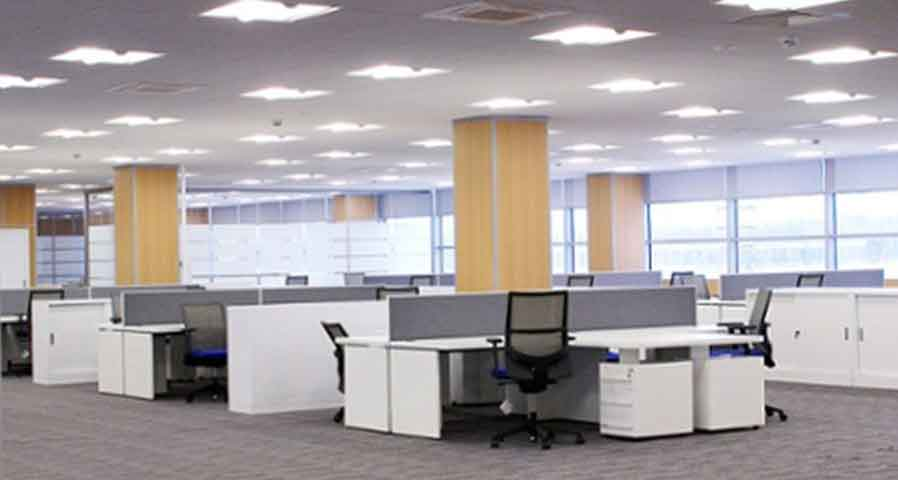 Replacing Fluorescent Tubes With LED's - Blog Image