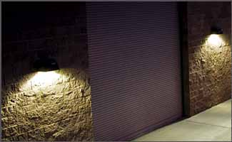 Wall Pack Lighting Application - Education Center - Action Services Group
