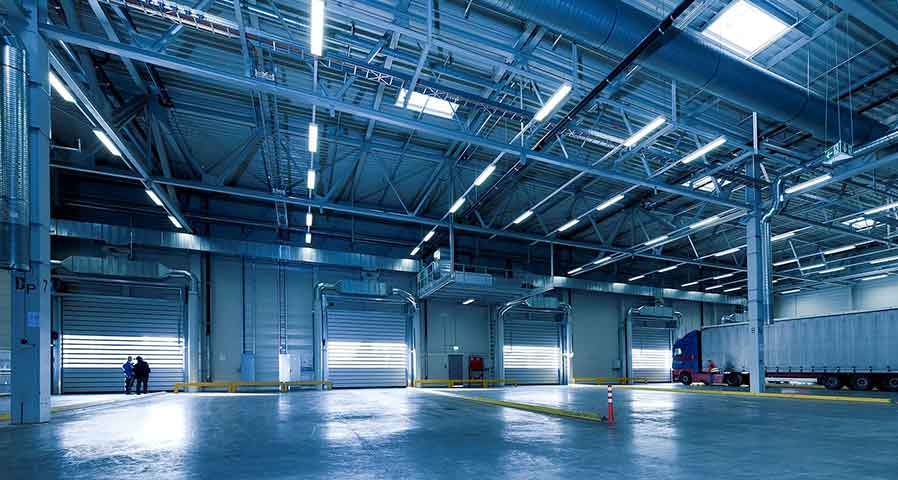 Your Options for an Industrial LED Lighting Solution - Blog Image