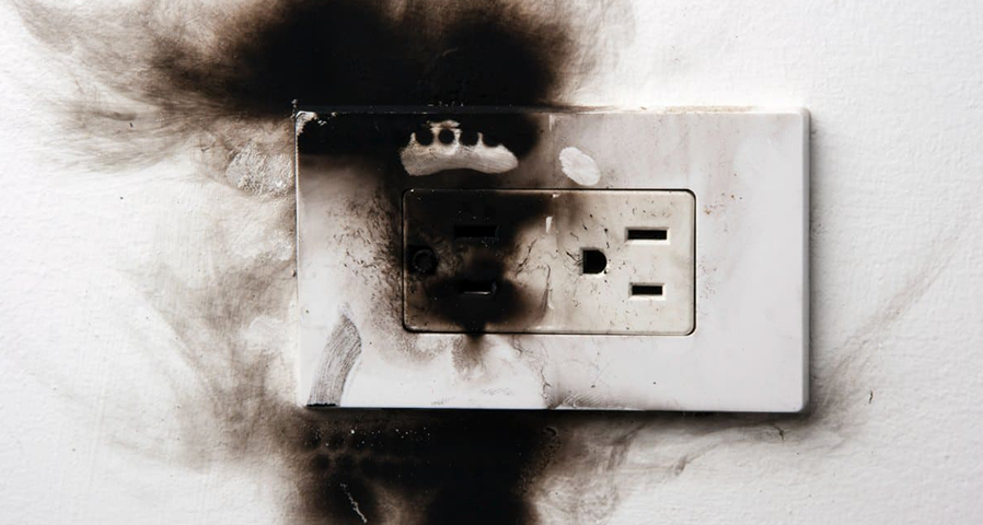 Electrical Fire Prevention in the Workplace, How to Spot Electrical Fire Hazards