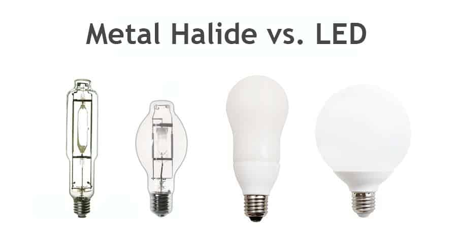 Metal Halide vs. LED