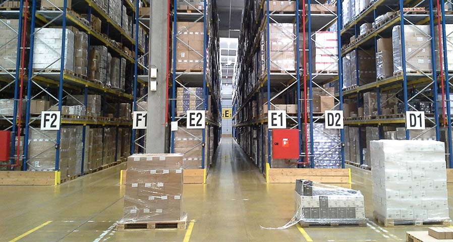 LED Retrofit Benefits for Distribution Centers and Warehouses