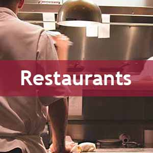 UV Disinfection for Restaurants_Icon