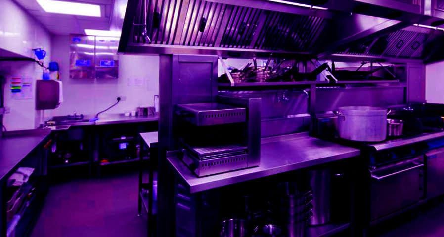 UV Lighting for Restaurants