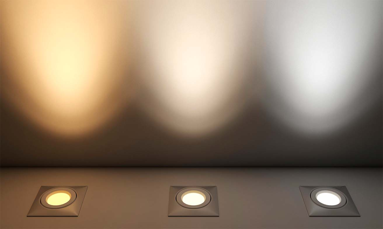 Color Consistency Problems in LED Lighting