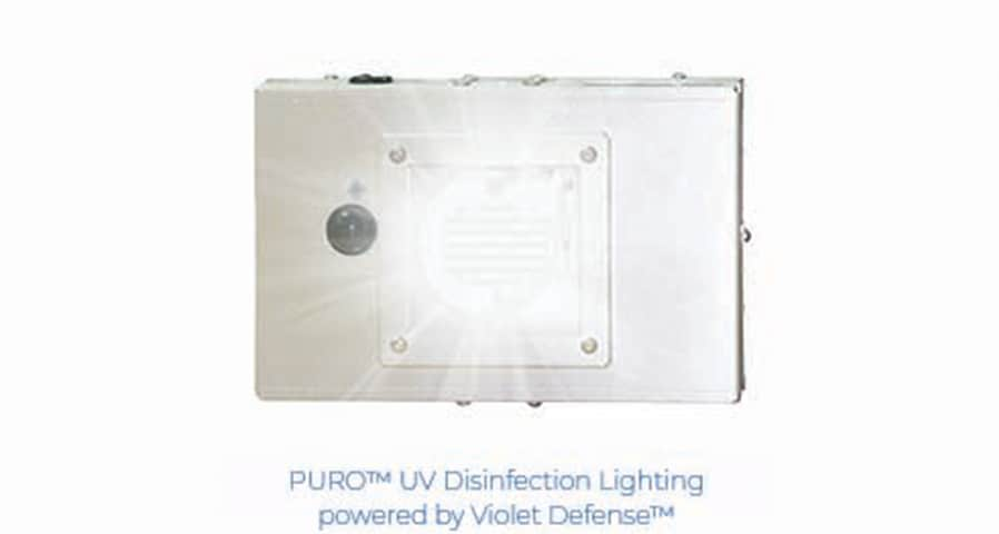 UV Disinfection Lighting – Independent Testing Confirms Efficacy