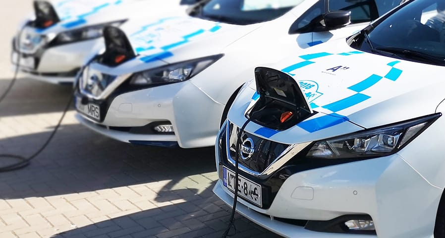 EV Charging Network – Crucial to Business Success