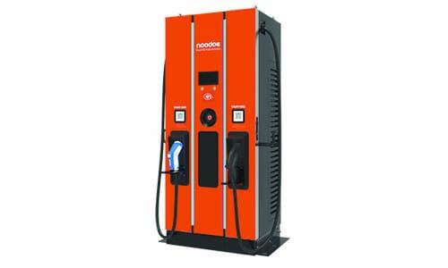 Exceed 120KW DC Chargers