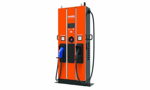 Exceed 60KW DC Chargers