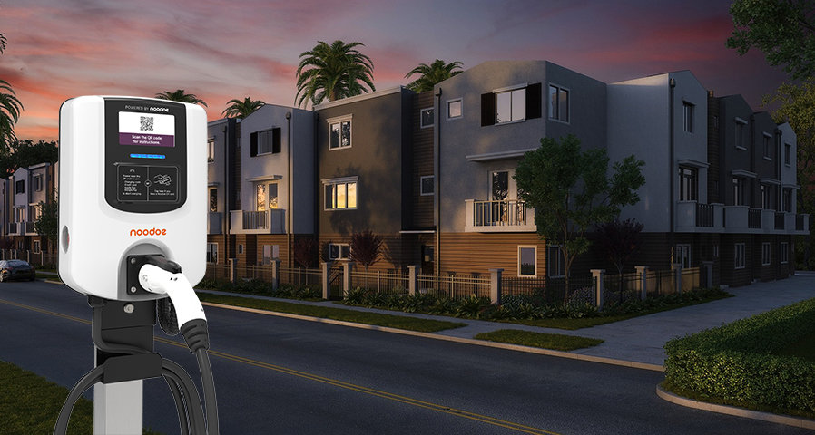 Enabling Electric Vehicle Charging for Condominiums