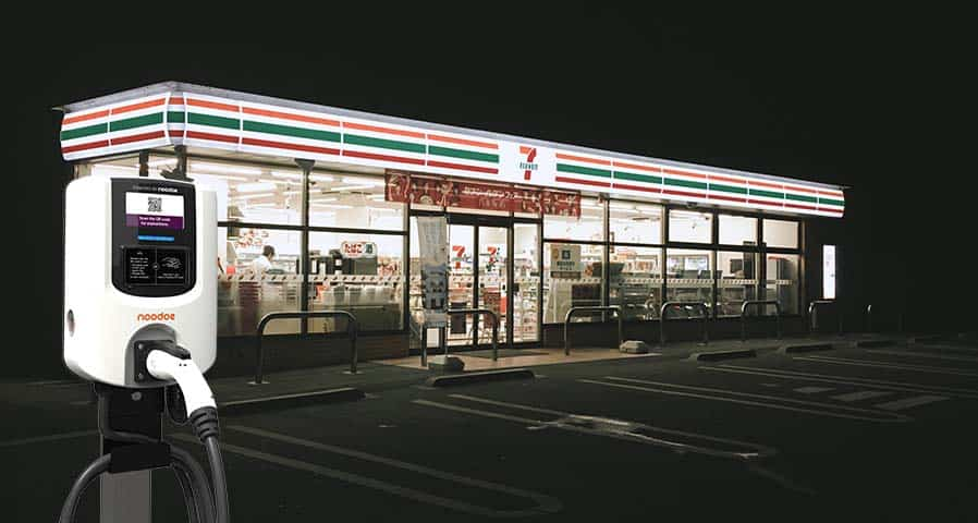 7-Eleven Expected to Become the 6th Largest US EV DC Fast Charging Network